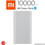 Xiaomi Mi Power Bank 2 10000mAh Quick Charge 2.0 Silver/Black $24.90 Delivered @ ShoppingSquare