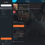 Mass Effect 2 Free @ Origin