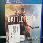 Battlefield 1, PS4 $49.98 @ Costco (ACT) (Membership Required)