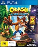 [PS4] Crash Bandicoot N. Sane Trilogy - $20 When Trading in ANY 2 PS4/XB1/Switch Games @ EB Games