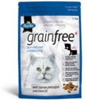 V.I.P. Fussy Cat Grainfree+ 400g Cans $0.90 (Save $1.08) @ Coles