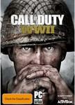 Call of Duty: WWII PC $49, Mario + Rabbids Kingdom Battle - Nintendo Switch $59 @ Harvey Norman