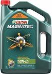 Supercheap Auto - Castrol Magnatec Engine Oil - 10W-40, 6 Litre $19.97