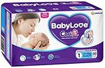 120x Babylove Cosifit Nappies, Newborn, Up to 5kg (Pack of 4) $8.99 + Shipping or Free Delivery over $49 @ Amazon AU