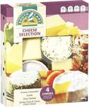 South Cape 4 Cheese Selection $9 (Save $6.75) @ Woolworths