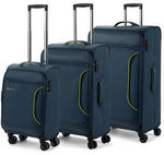 Paklite Cruiselite Steel Expandable Spinner Case Set 3pce Shipped for $239, Was $977 @ Peter's of Kensington on eBay