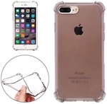 FREE - Black, Clear or Rose Gold Shockproof Grippy Transparent iPhone 8 PLUS & 7 PLUS Case Delivered @ Catch