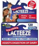 25% off Lacteeze 120 $19.99, 33% off Beconase 200 $7.99, 21% off Aerius 45 $25.99, 18-50%+ off Baby Wipes @ Chemist Warehouse