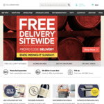 Cellarmasters Free Delivery Sitewide