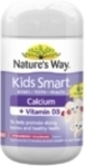$6.69 - Natures Way Kids Smart - Calcium+Vitamin D3 at Coles
