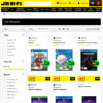 [PlayStation 4] 2 for $40 - Horizon Zero Dawn, Uncharted Lost Legacy, Knack 2 & More @ JB Hi-Fi