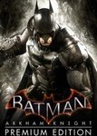 PC - Batman: Arkham Knight Premium Edition (Includes Other 4 Batman Games) $10.99 @ CD Keys
