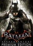 PC - Batman: Arkham Knight Premium Edition (Includes Other 4 Batman Games) $8.62 @ CD Keys