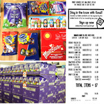 50% off Easter Eggs & Easter Bunnies @ Kmart