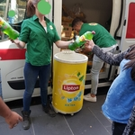 [VIC] Free 1.5L Lipton Iced Tea Varieties @ Collins Square MEL