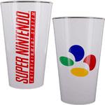 Super Nintendo (SNES) Drinking Glass $2 C&C @ EB Games