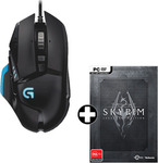 Logitech G502 Proteus Spectrum RGB Tunable Gaming Mouse + Fallout 4: Game of the Year Edition (PC) $98 @ EB Games