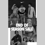 [NSW] 20% off Clothing and Footwear (in-Store Only) @ 7 Nike Sydney Stores