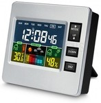 Loskii DC-07 Desktop Thermometer, Hygrometer, Clock: US $5.99 (~AU $8.43) Delivered from Zapals