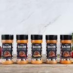 Bacon Seasoning Variety Pack for $42.46 (1 Free Seasoning, 50% off, Free Shipping + Extra 15% Ozb Member Discount) @ Deliciou