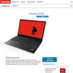 Lenovo ThinkPad E580, Intel Core i7, 8GB DDR4, AMD Radeon RX550, 256GB SSD, $1,089.00 @ Lenovo