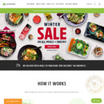 Free Meal (Worth $9.95) at Youfoodz (Minimum Spend $49)