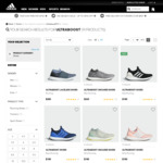 adidas Ultraboost Shoes Half Price on Selected Models from $130 (Adult), $90 (Kids) + Free Shipping @ adidas