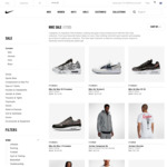 Sale up to 40% on Selected Styles (e.g Nike Squad Crew Football Socks $10.99, Nike Strike Footballs $23.99) @ Nike (Online)