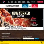 [WA] 30% off Traditional/Premium Pizzas @ Domino's (Perth)