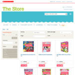 SCHOLASTIC Australia - Save 50-80% off Hundreds of Children's Books Online, Shipping Almost $5