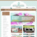 15% OFF Storewide at Scrapbook Boutique