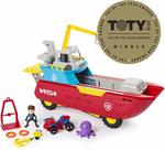 Paw Patrol - Sea Patroller Transforming Vehicle - $46.05 + Delivery (Free with Prime $49 Spend) @ Amazon US via Amazon AU