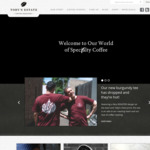 20% off Coffee: Espresso Blends 1kg $40 + Free Shipping over $50 @ Toby's Estate Coffee