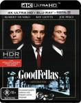 [Back-Order] Goodfellas (4K UHD + Blu-ray) - $7 + Delivery (Free with Prime/ $49 Spend) @ Amazon AU