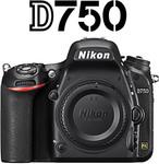 Nikon D750 - $1,636 (After $200 Cashback) at digiDIRECT