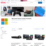 Xbox One X 1TB Bundles $539.10 Delivered @ Microsoft eBay