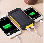 Eyoyo 30000mAh Power Bank - Solar Charging. $23.08 Delivered @ eStore via Catch