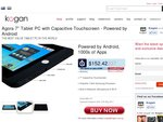 "Agora 7"" Android Tablet - Pre-Order Price Currently @ $146 + Shipping Cost"