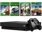 Xbox One X 1TB Console + Division 2 Token + Forza Horizon 4 & Motorsport 7 Token + PUBG Token Bundle $494 + More @ BIG W eBay