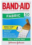 Band-Aid Fabric Adhesive Bandages 50 Pack $2.49 + Delivery (Free with Prime/ $49 Spend) @ Amazon AU