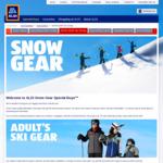 ALDI - Snow Gear Sale - Starts Sat 18 May