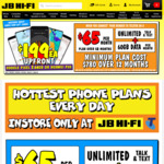 Get a Dell Inspiron 15 Laptop (Valued $699) When You Port in to Telstra Mobile $65/Month 60GB Data (12 Months Plan) @ JB Hi-Fi