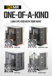Win a Custom Engraved LIAN LI PC-O11 Dynamic Case with Bora Digital Fans from PC Master Race and LIAN LI