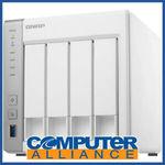 [eBay Plus] QNAP TS-431P 4-Bay NAS $253.30 @ Shopping Express eBay | $254.15 Delivered @ Computer Alliance and Shallothead eBay