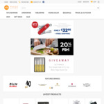 20% off Storewide + Shipping from $5.95 @ Mega Boutique
