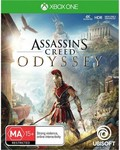 [XB1] Assassin's Creed Odyssey $18 @ Harvey Norman & Amazon (Free Shipping with Prime / $39 Spend)