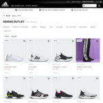 adidas Outlet 30-50% off. UltraBoost $120, Solar Boost/Glide $100 Delivered. Free Shipping w/ No Min Spend (from 18 Sept)