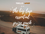 Win The Big Lap Essential Prize Pack Worth $3,500 from Australian Traveller