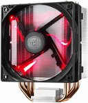 Cooler Master Hyper 212 LED CPU Cooler with PWM Fan $39.73 + Delivery (Free with Prime) @ Amazon US via AU