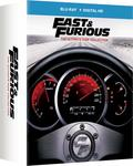 Fast & Furious: The Ultimate Ride Collection 7 Movies Blu-Ray & Digital $23.51 + Delivery ($0 for Prime) @ Amazon US via AU